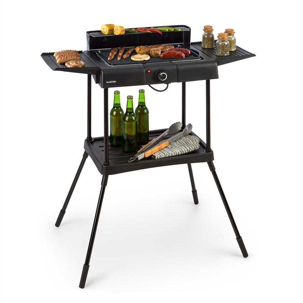Un barbecue électrique