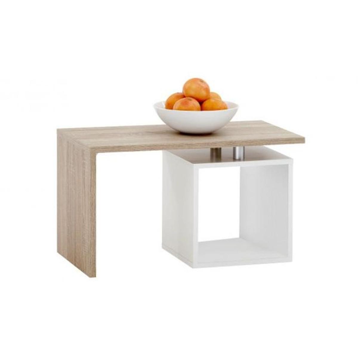 Table basse BARZY Chêne-Blanc