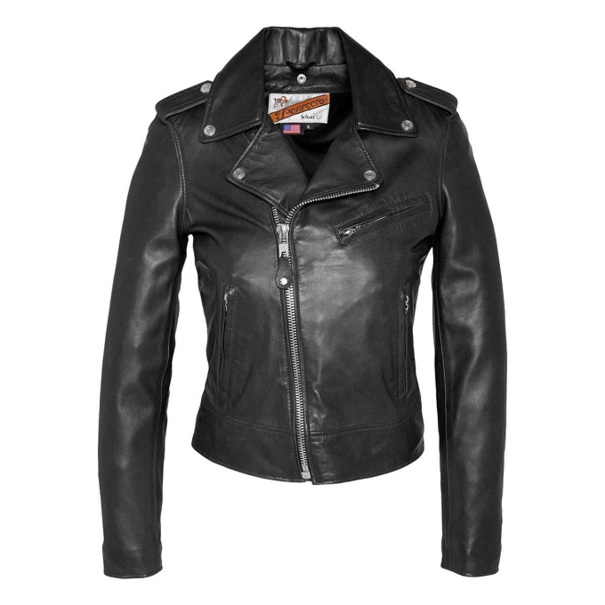 Блузон La Redoute Из кожи ягненка LCW D XL черный блузон