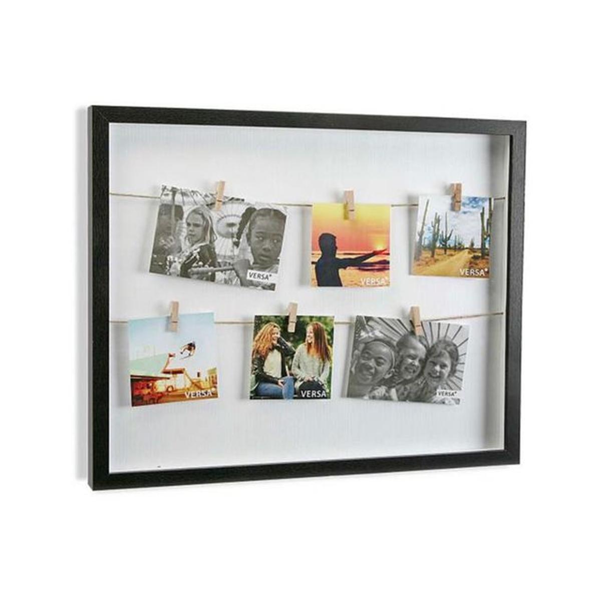Cadre à photos avec pinces HANG 53 x 43 cm