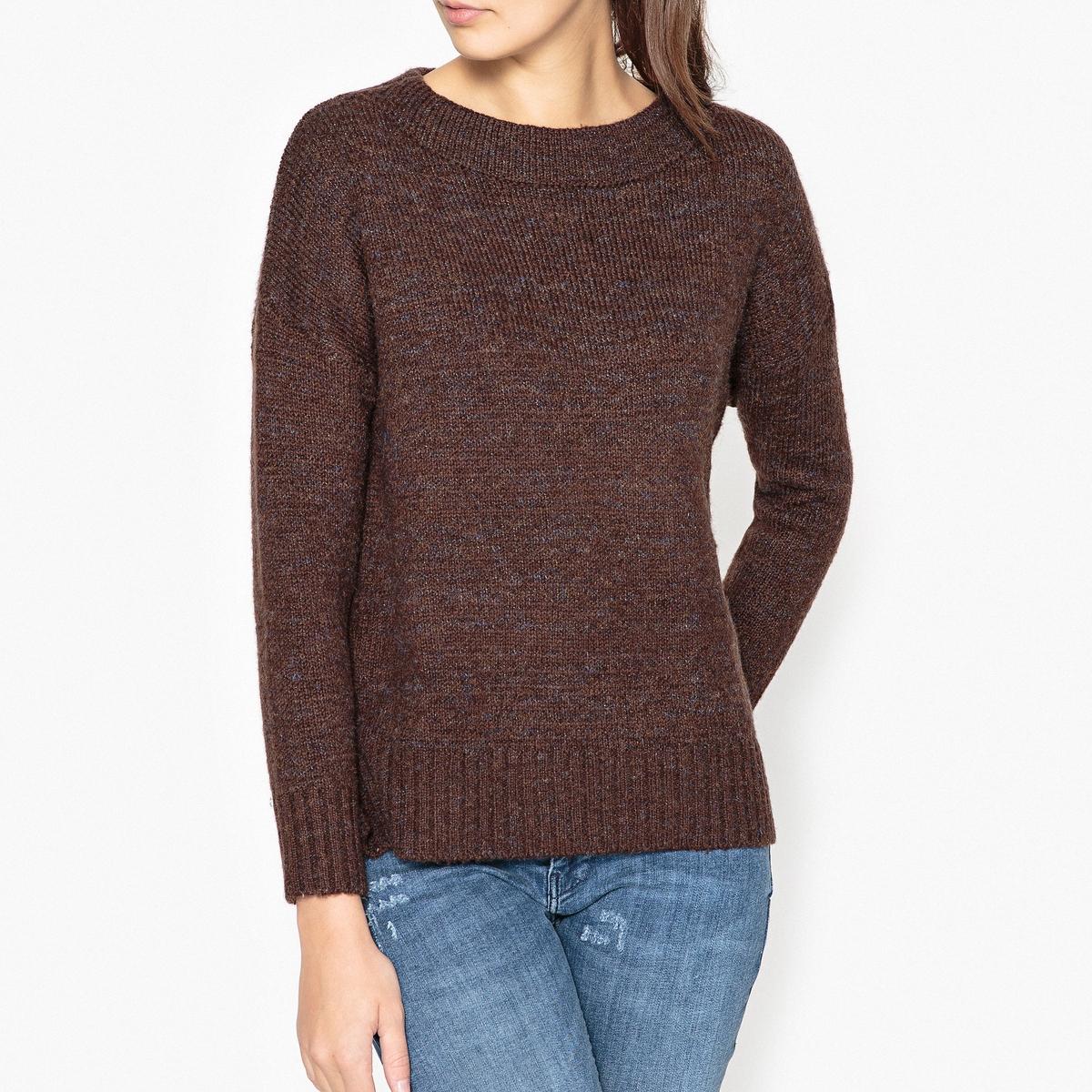 Пуловер из тонкого трикотажа FORET