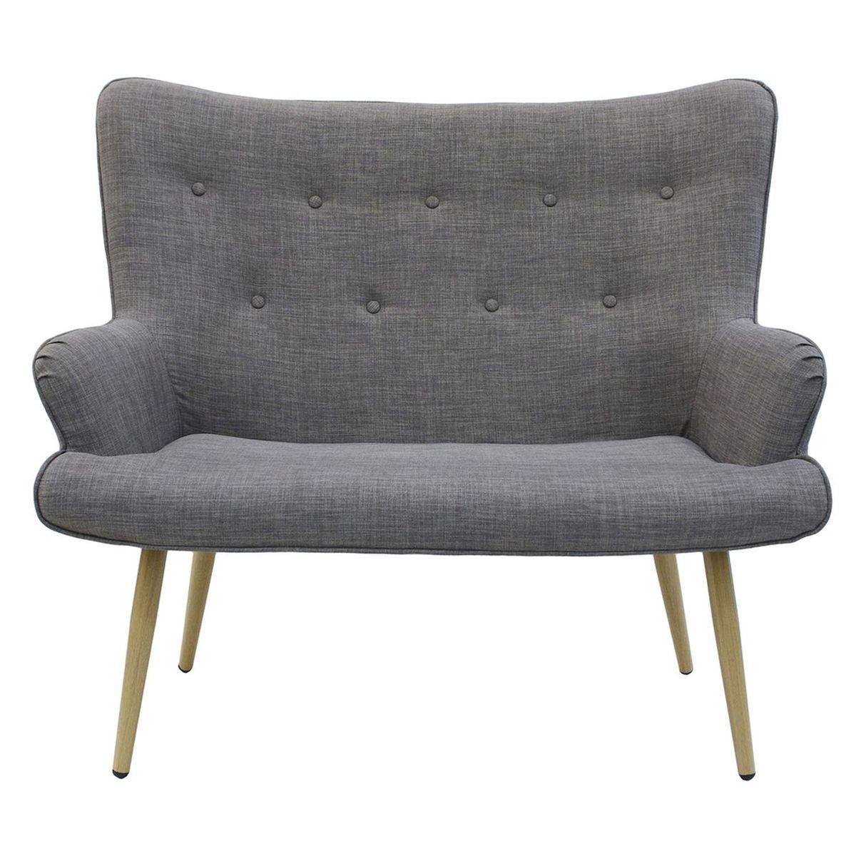 Canapé en tissu patchwork Helsinki