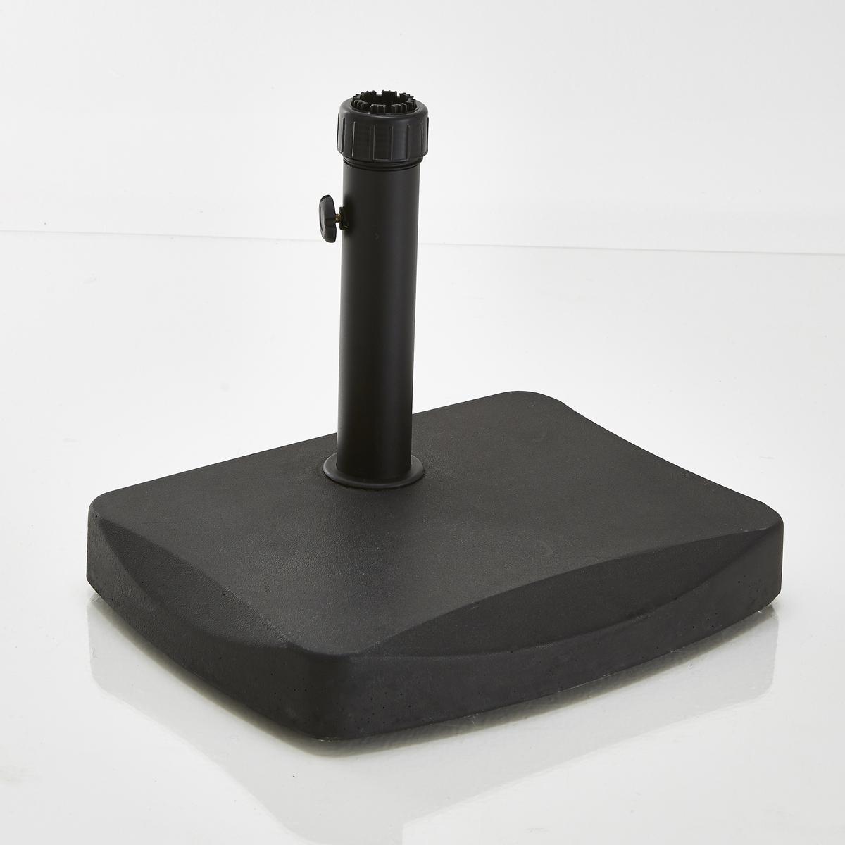 Стойка для тентаСтойка для тента на балкон или террасу Описание стойки для тента:Для тента в форме полумесяца для балкона или террасы.Характеристики стойки для тента:Каркас из каучука.Найдите все аксессуары для сада на сайте laredoute.ru.Размеры стойки для тента:47.5 x В.36.5 x 65 мм.Ширина трубки: 32.5 x ? 58 x 1.2 мм, регулируется на ?38 - ?48 мм.Размер и вес с упаковкой:1 упаковка.Ш.50 x В.10 x Г.68 см.Доставка:Для стойки предусмотрена самостоятельная сборка. Доставка до квартиры!Внимание! Убедитесь, что товар возможно доставить на дом, учитывая его габариты (проходит в двери, по лестницам, в лифты).<br><br>Цвет: черный