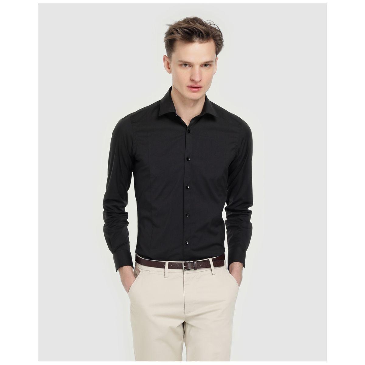 Chemise habillée slim  unie