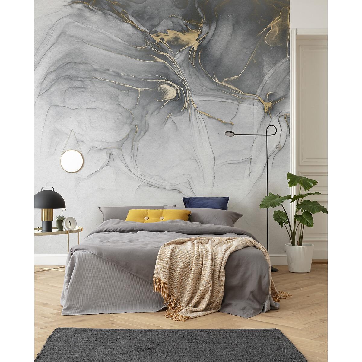 INTERELIFE - Interelife Papel de parede foto mural Ink Gold Fluid, da Interelife