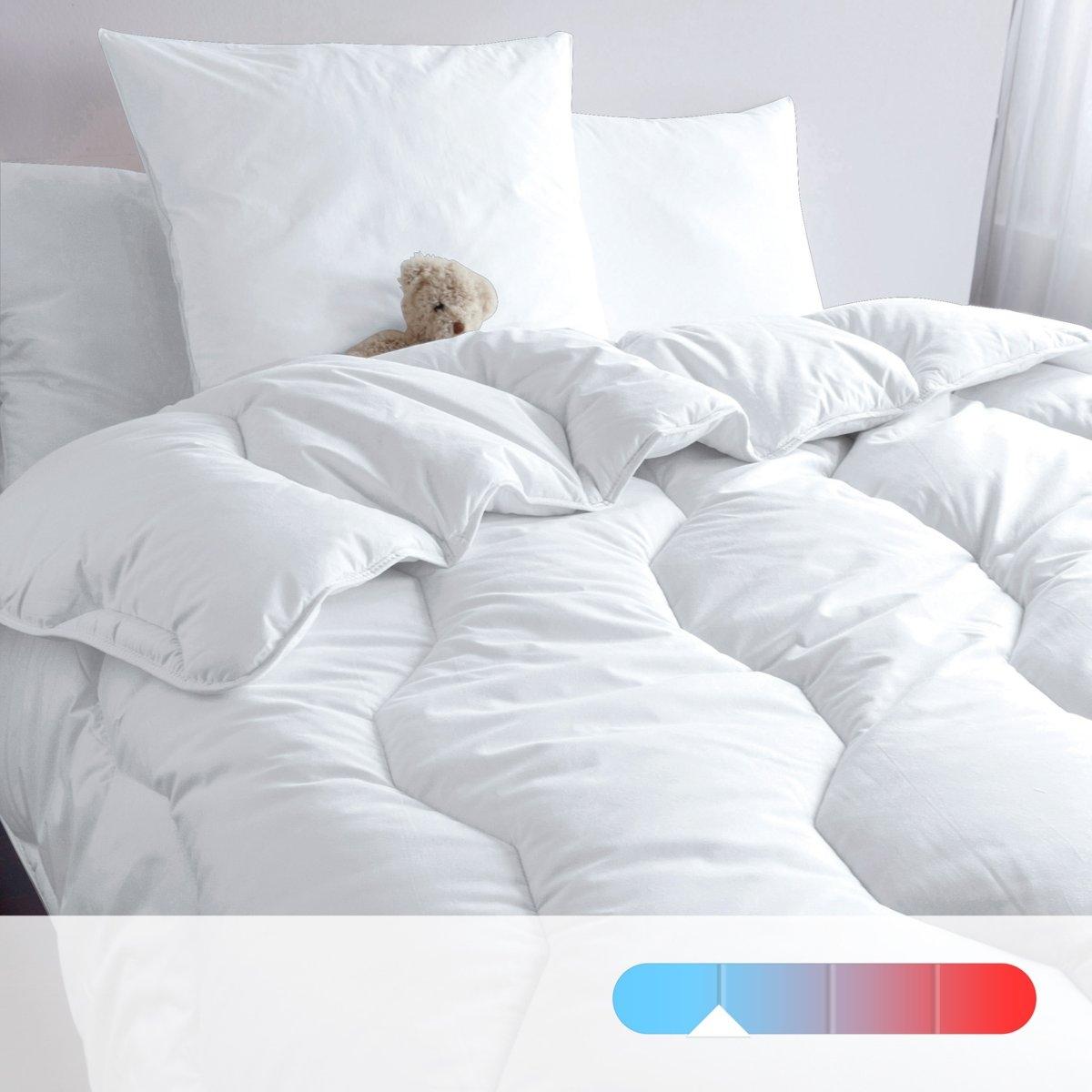 купить Одеяло La Redoute La Redoute 140 x 200 см белый по цене 6349 рублей