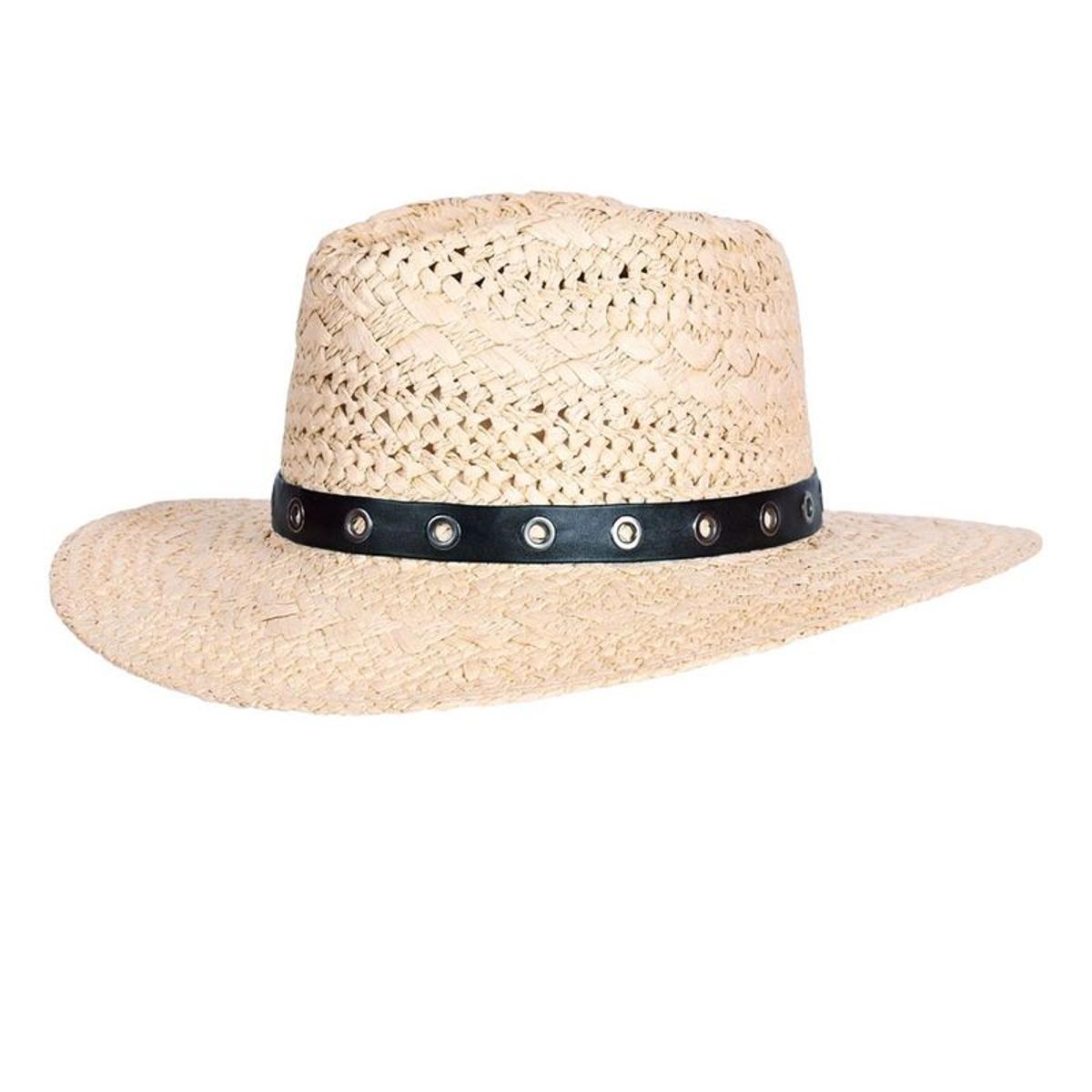 Chapeau de paille Viguia - Taille réglable