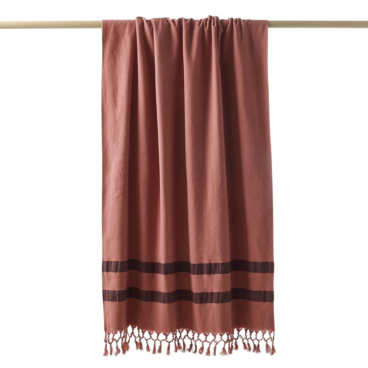 Fouta com verso em turco, formato de toalha de praia ANTALYA