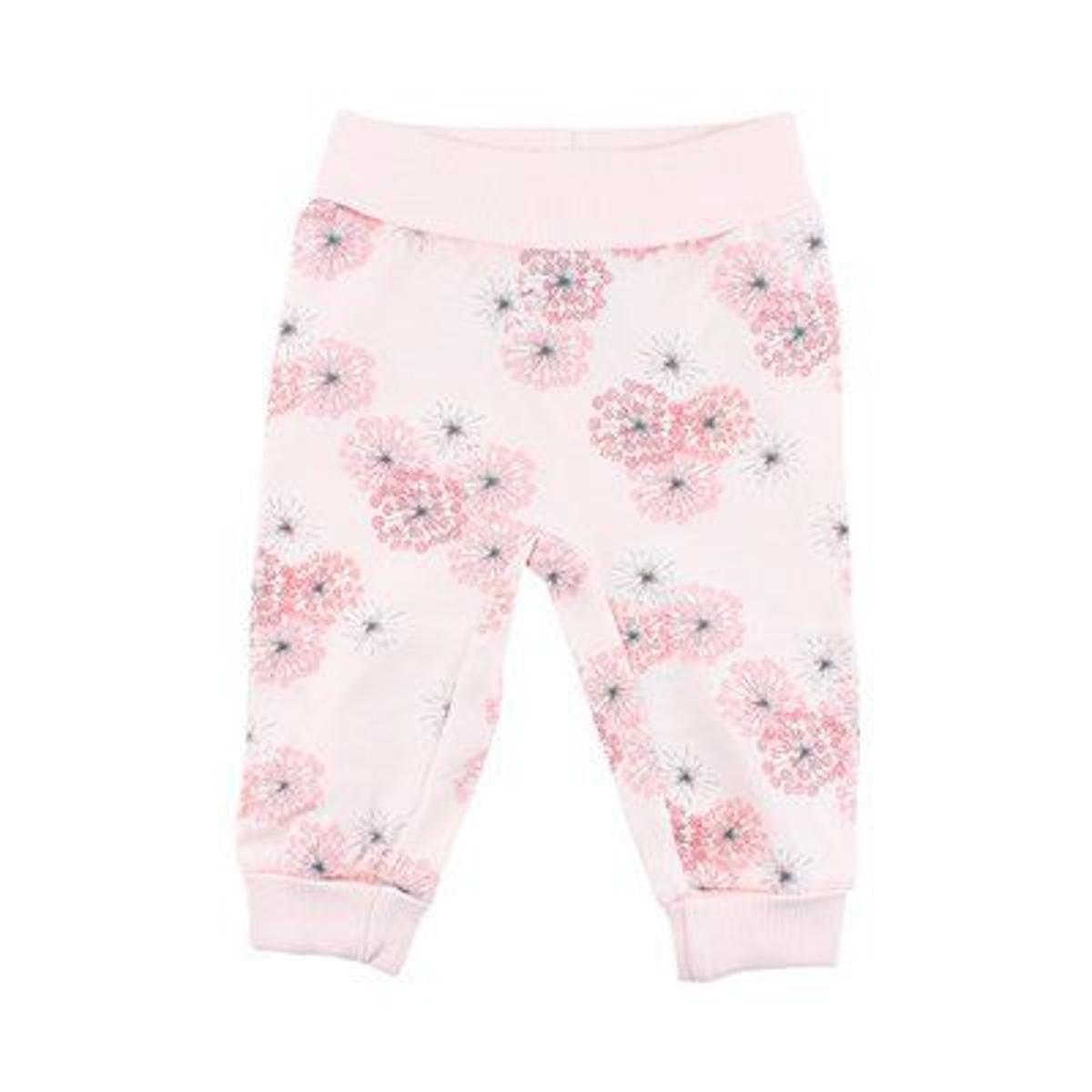Fixoni Pantalon fleurs pantalon bébé