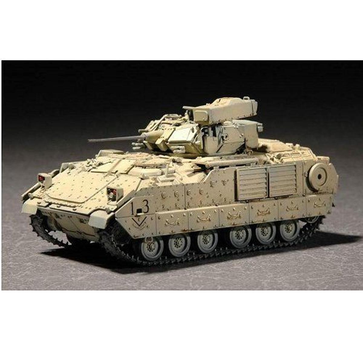 Maquette Char : M2A2 ODS/ODS-E Bradley 1991