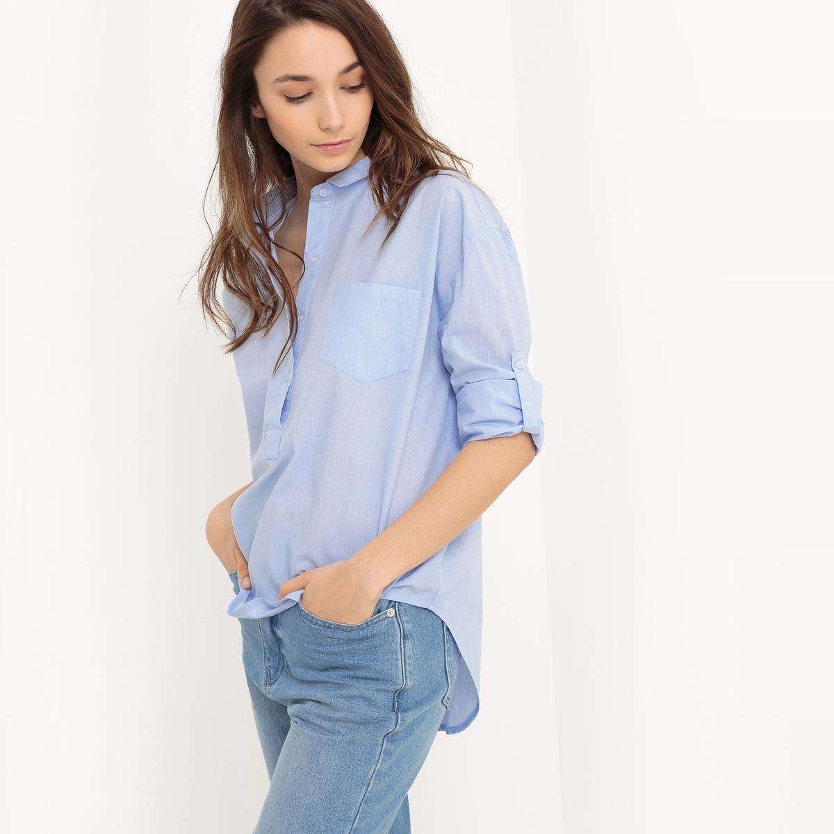 Рубашка свободного покроя с длинными рукавами zogaa новых корейских мужской рубашки поло моды тонкая вышивка