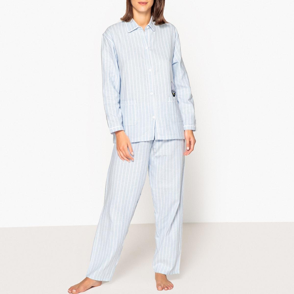 Пижама-рубашка в полоску Caliméro CALIMERO