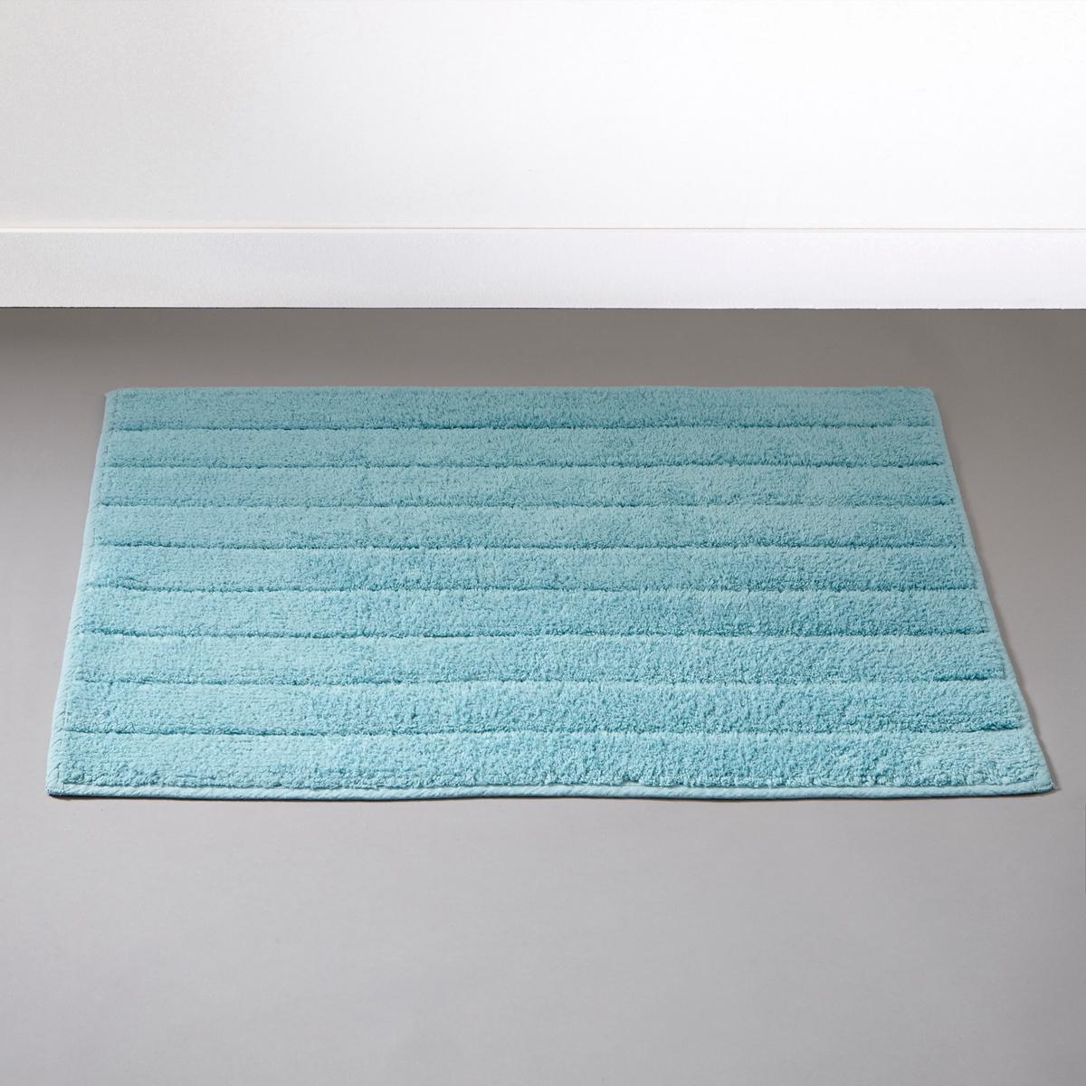 Коврик La Redoute Для ванной гм 50 x 70 см синий коврик для ванной ridder dune двухсторонний цвет синий голубой 70 х 120 см