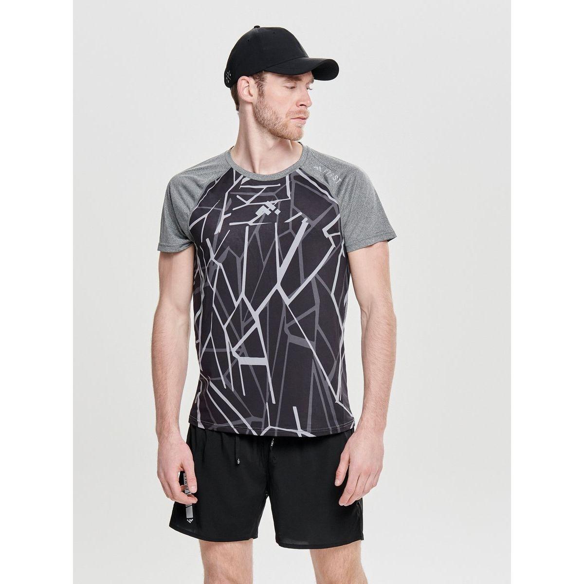 T-shirt sport Imprimé
