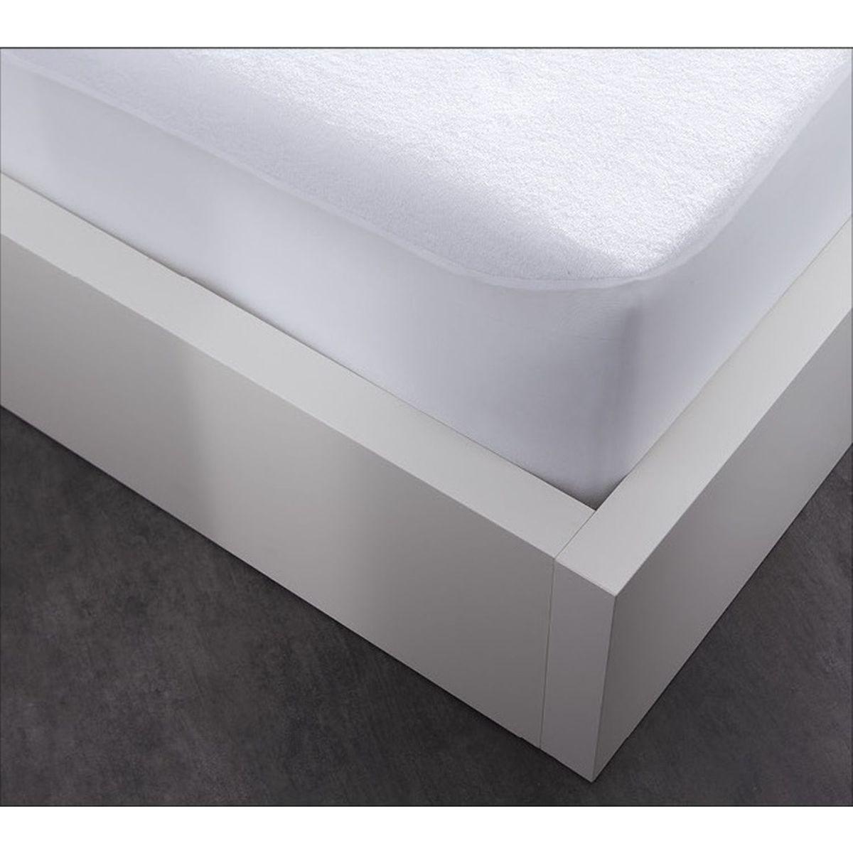 Protège matelas Alèse en coton By Night - 90 x 190 cm