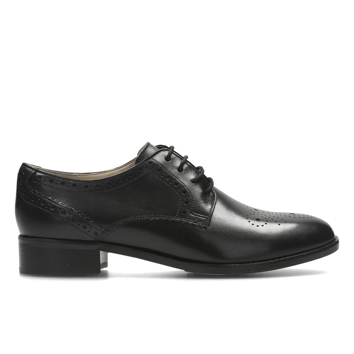 Ботинки-дерби кожаные Netley Rose ботинки дерби под кожу питона