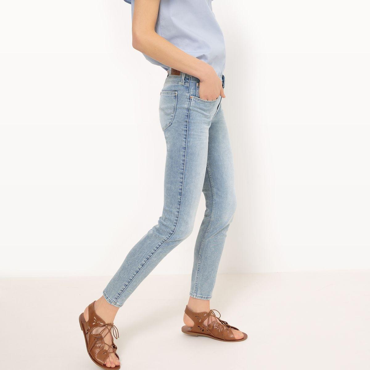 Jean skinny SCARLETT, taille normale, L31