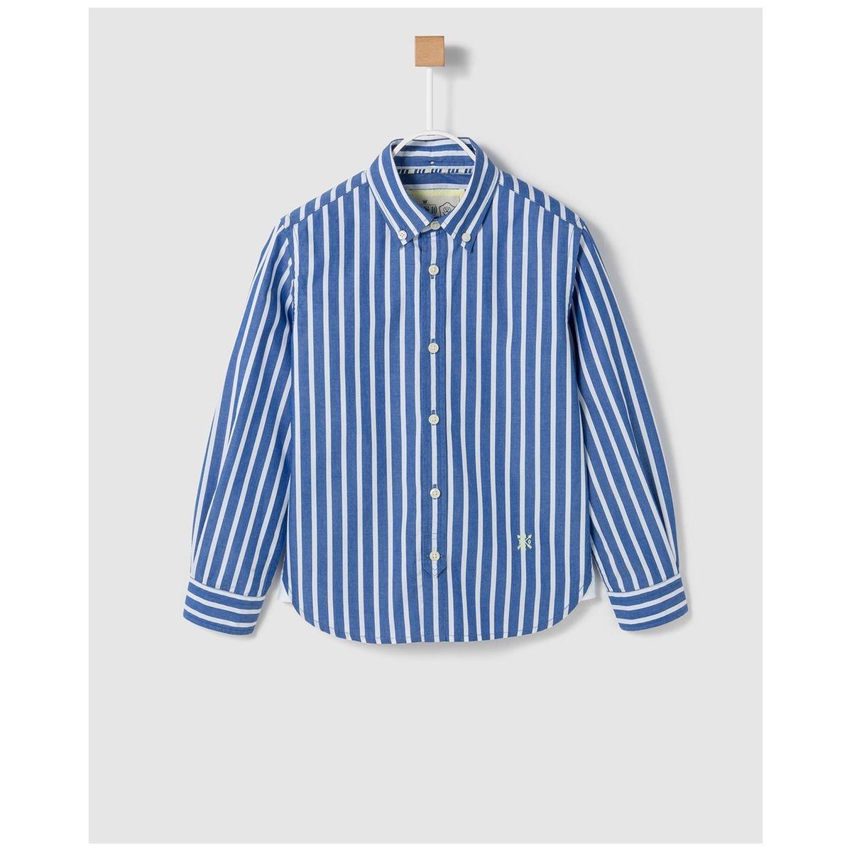 Chemise à motife