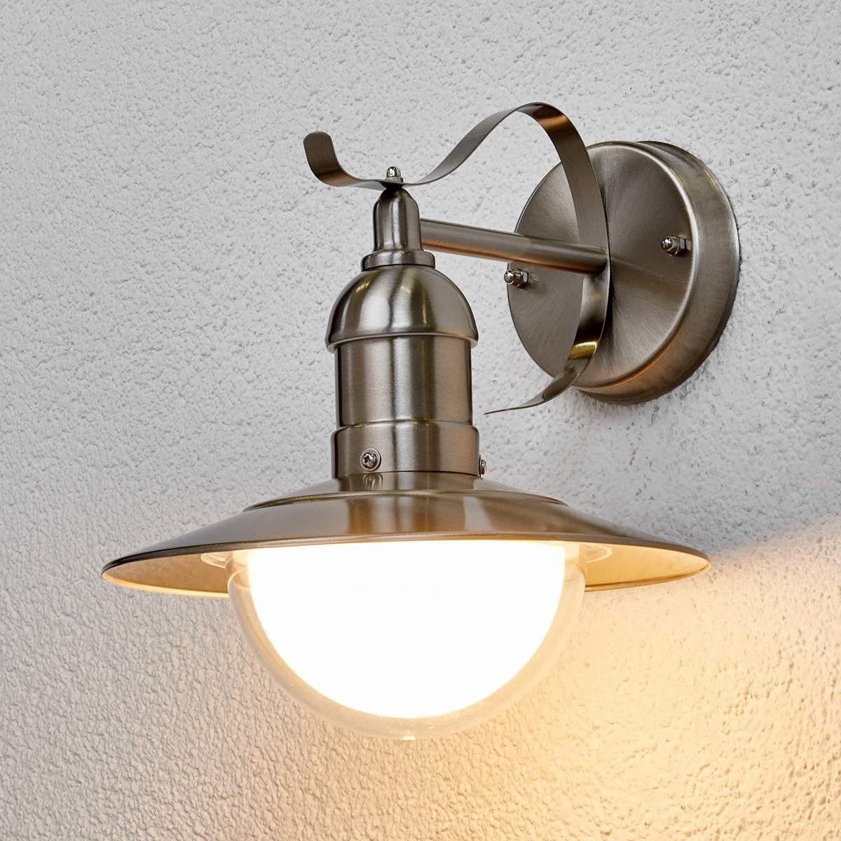 """LED Applique extérieur en Inox """"Clea"""""""