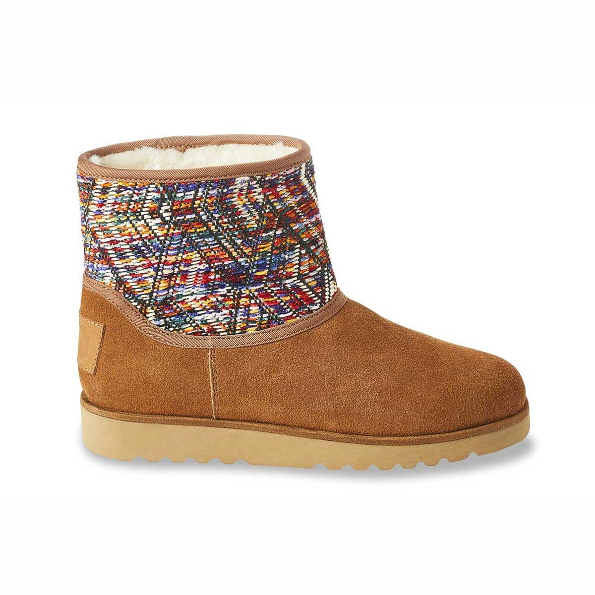 Boots fourrées Corail