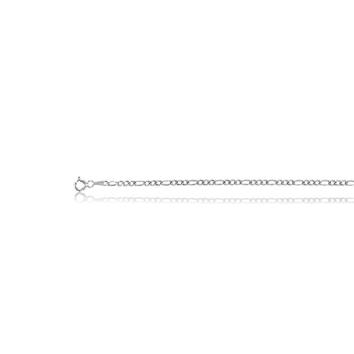 Bracelet en Or 375/1000 Blanc