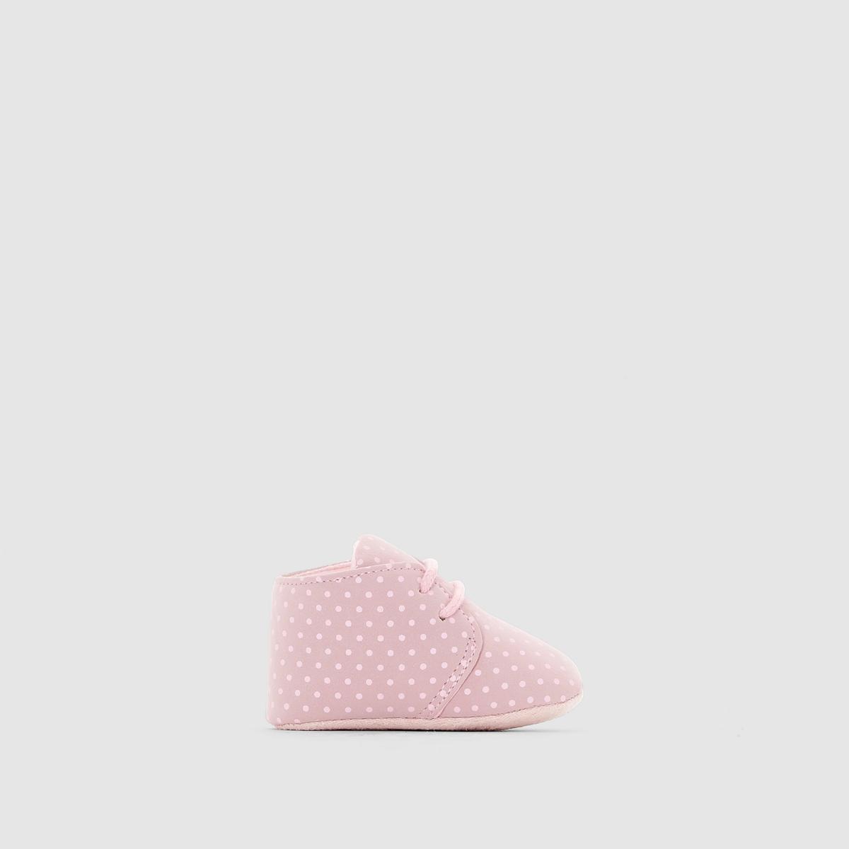 Туфли в горошек от La Redoute