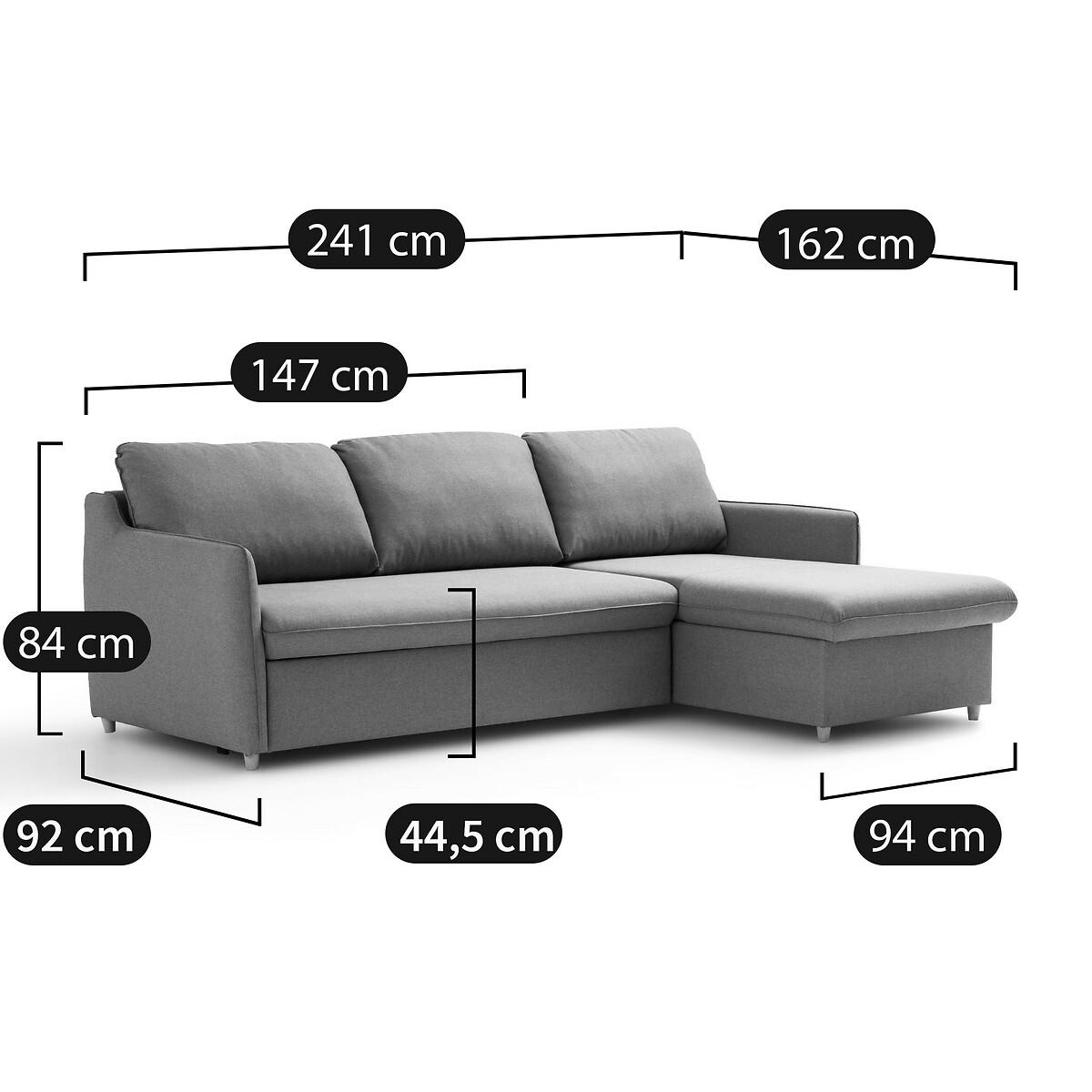 Canapé d'angle Confort