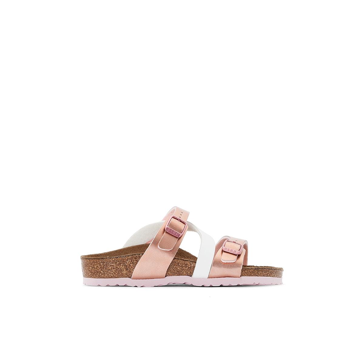 Туфли без задника с открытым мыском Salina, размеры 26-38