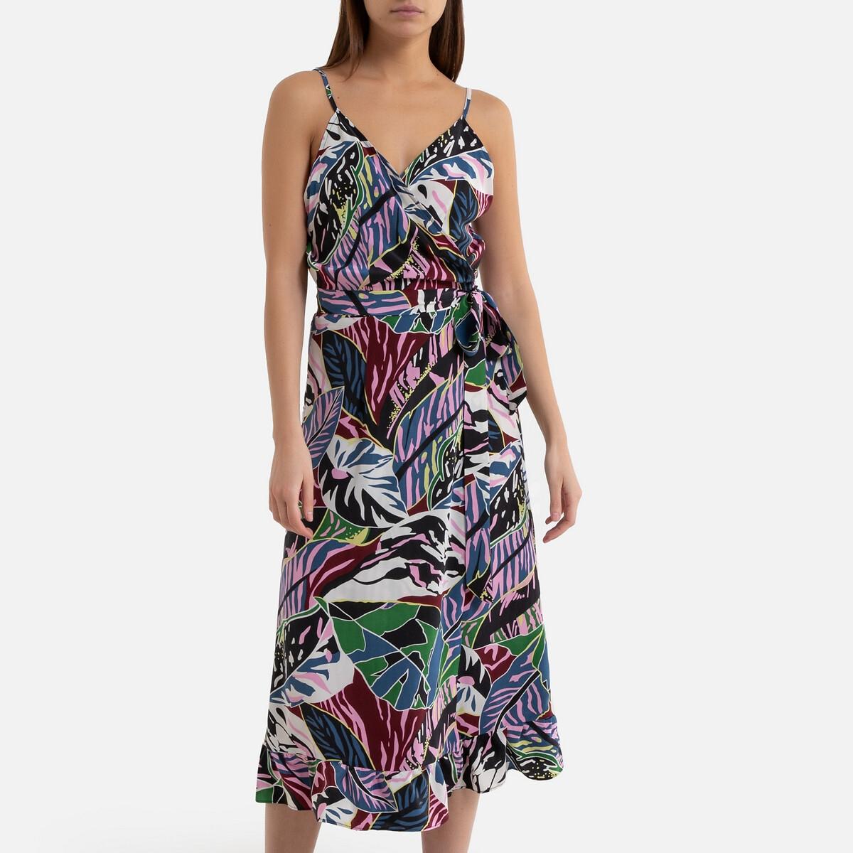 Платье LA REDOUTE 35018793511 мультиколор цвета – цена 21509 ₽ в интернет-магазине La Redoute | купить в Москве, бесплатная доставка по РФ
