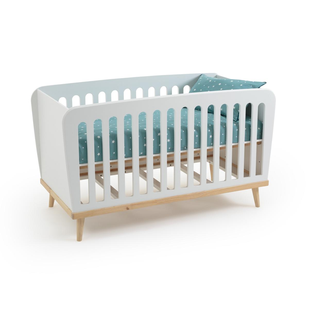 Кровать La Redoute Детская раздвижная 3 в 1 JIMI 70 x 140 см белый