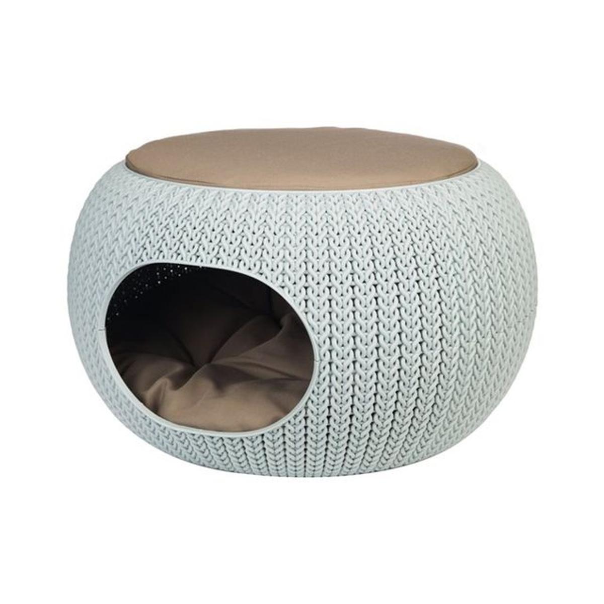 Corbeille Curver Cozy Pet Home Ø 55 cm