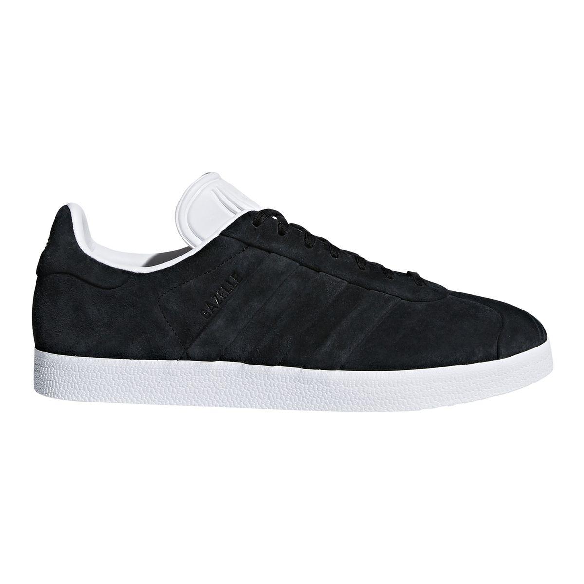 Baskets gazelle stitch and masculin noir adidas...