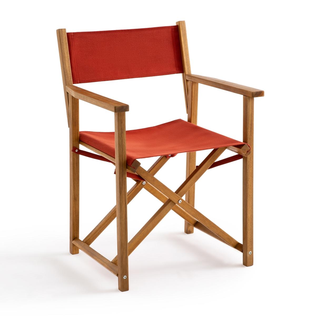 Кресло LaRedoute Обеденное Alfred 1 местн. каштановый