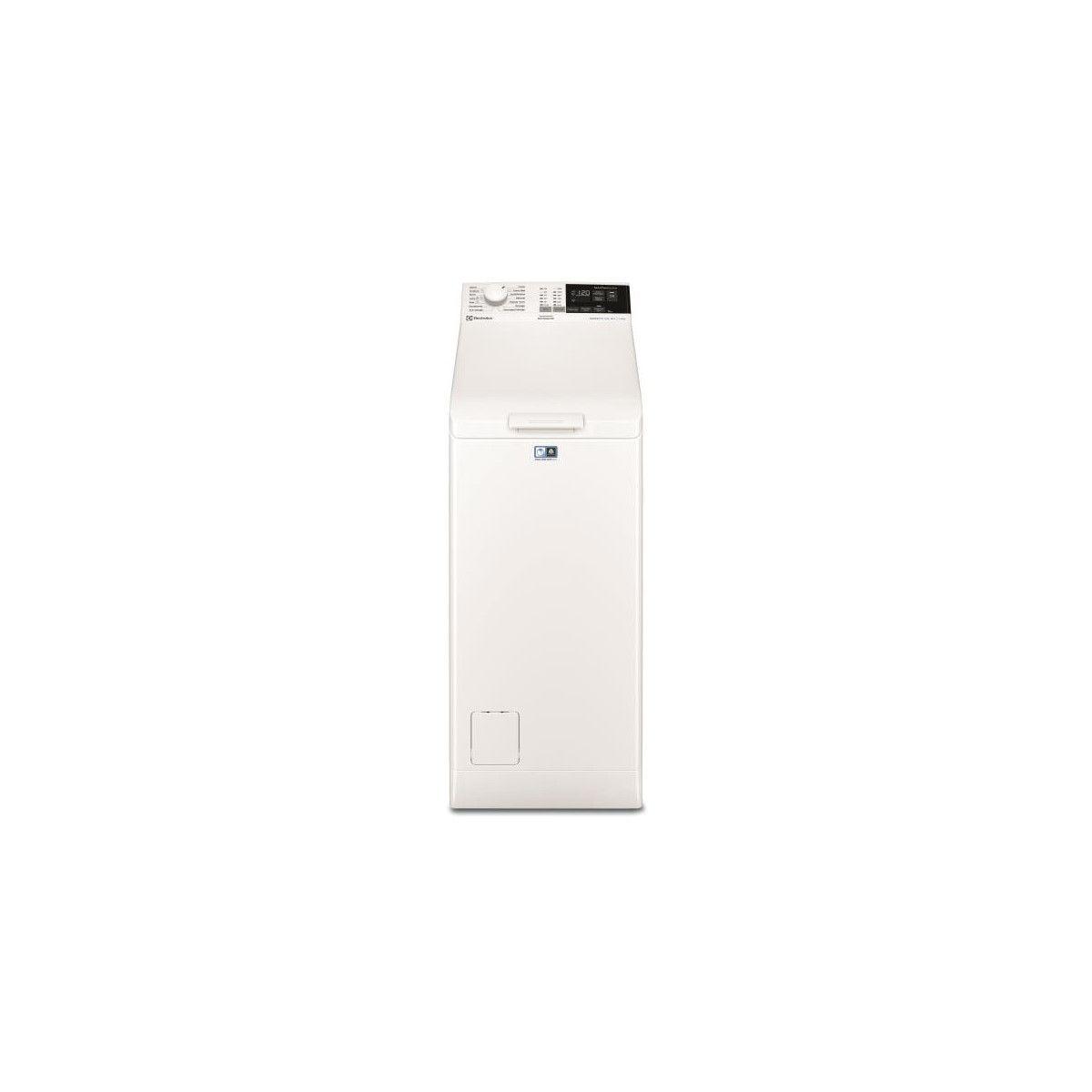 Lave-linge Top - Perfectcare 600 - Système Sensicare - Capacité Maxi Du - Ew6t3366az