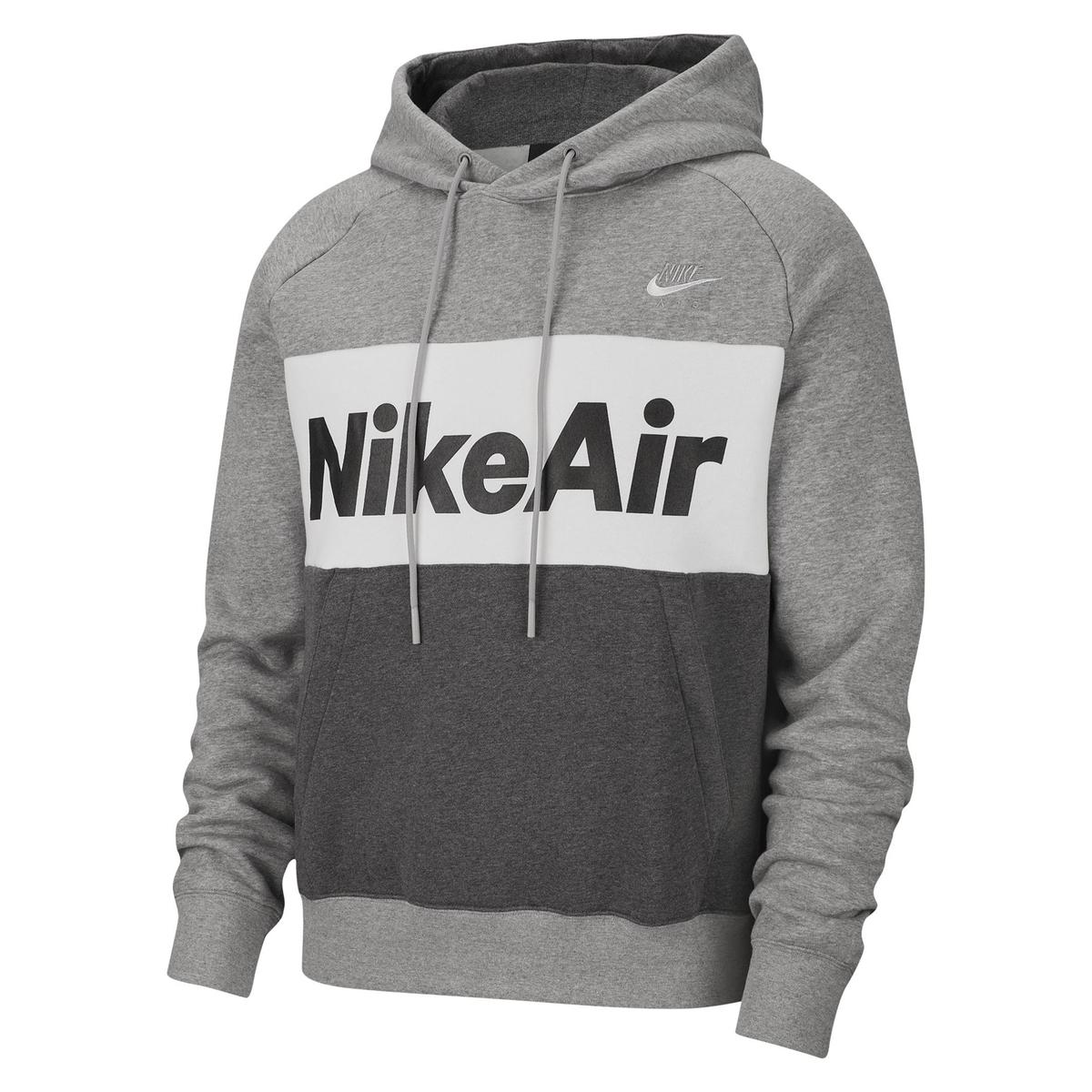 Sudadera de felpa con cremallera y capucha Nike Air