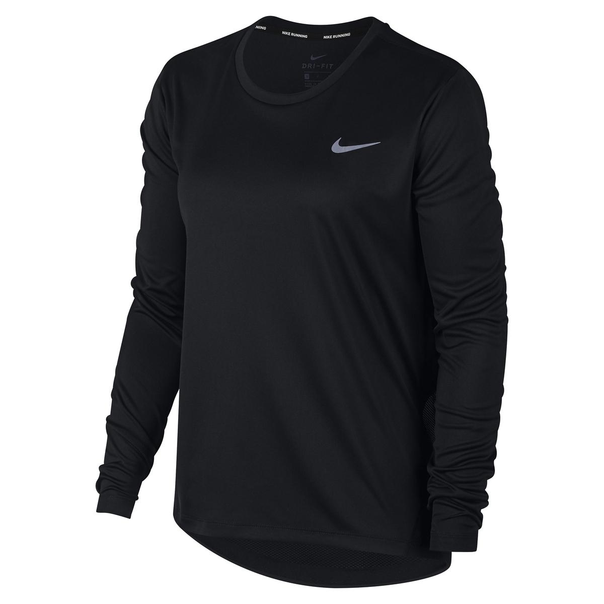Camiseta de running Nike Miler de manga larga