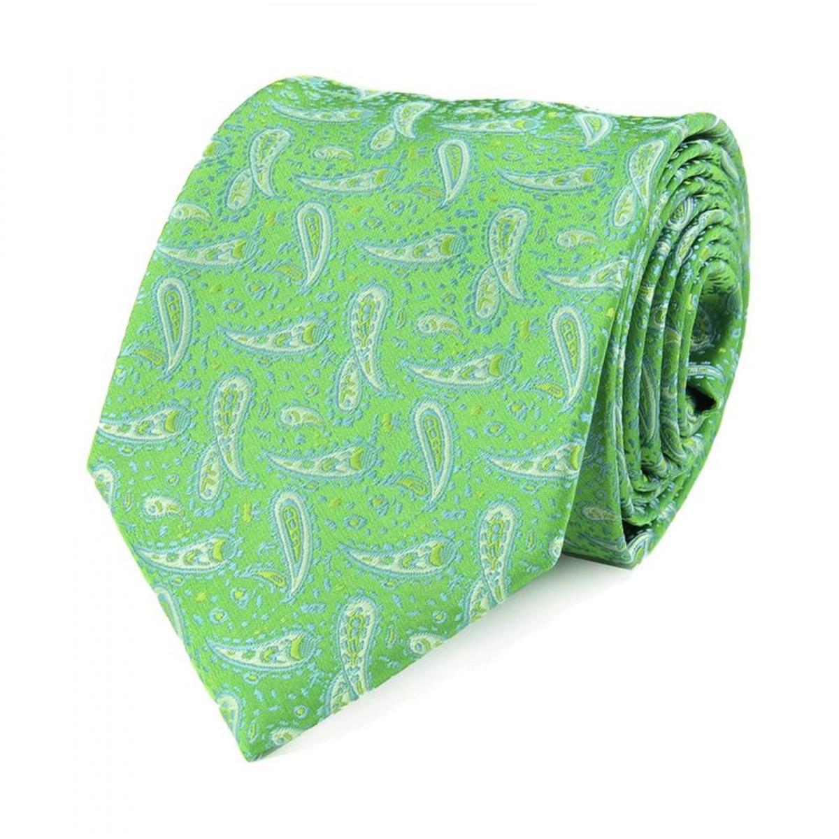 Cravate paisley