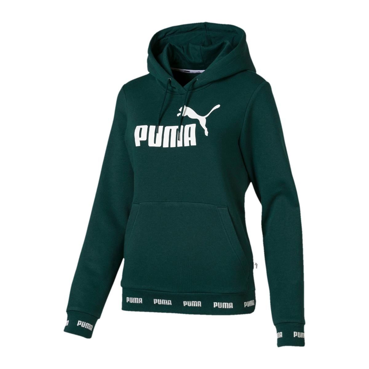 Imagen secundaria de producto de Sudadera Amplified Hoody - Puma