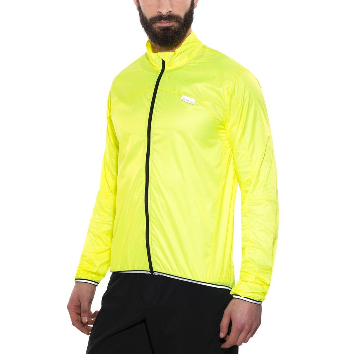 Windshell - Veste Homme - jaune