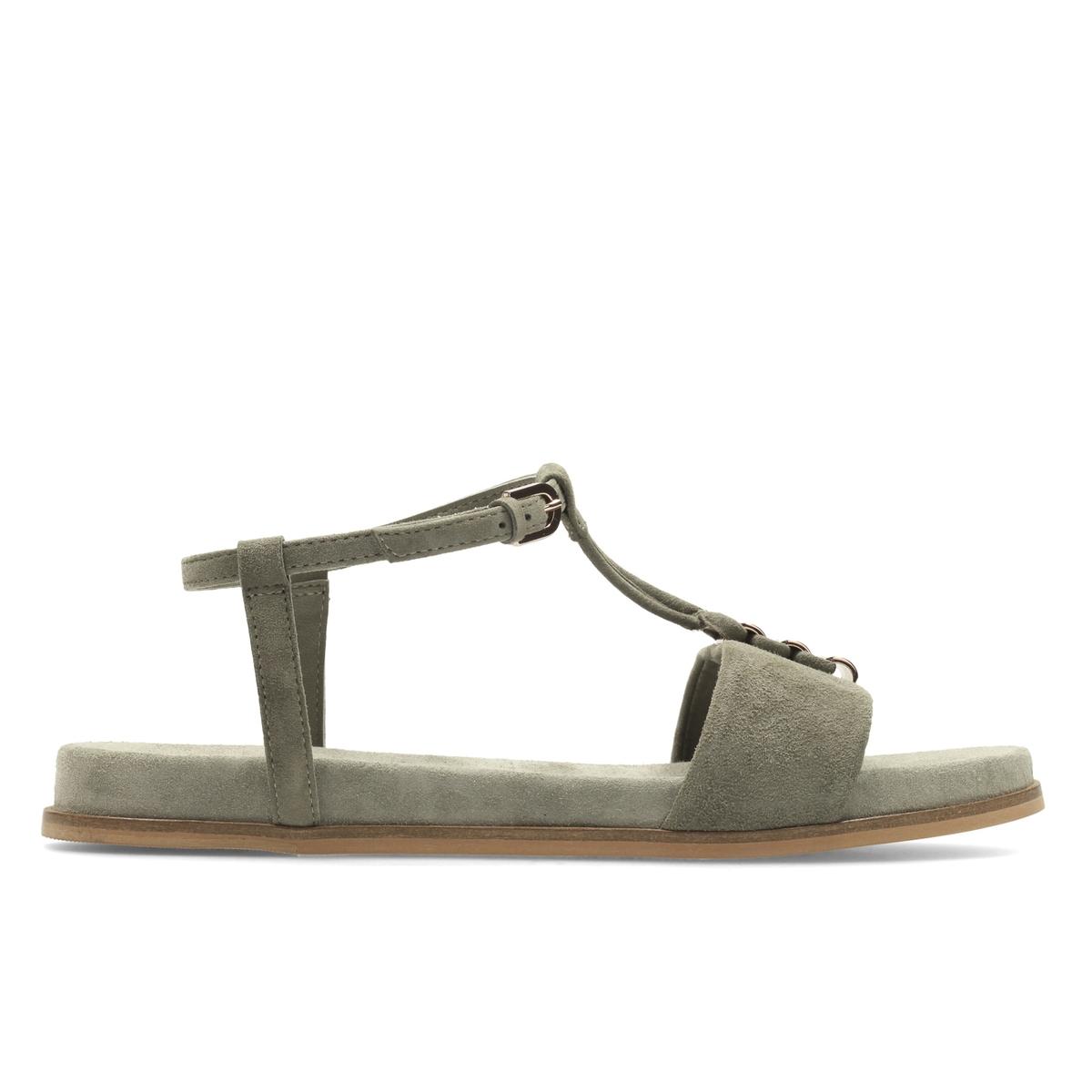 Босоножки на плоском каблуке Agean Cool
