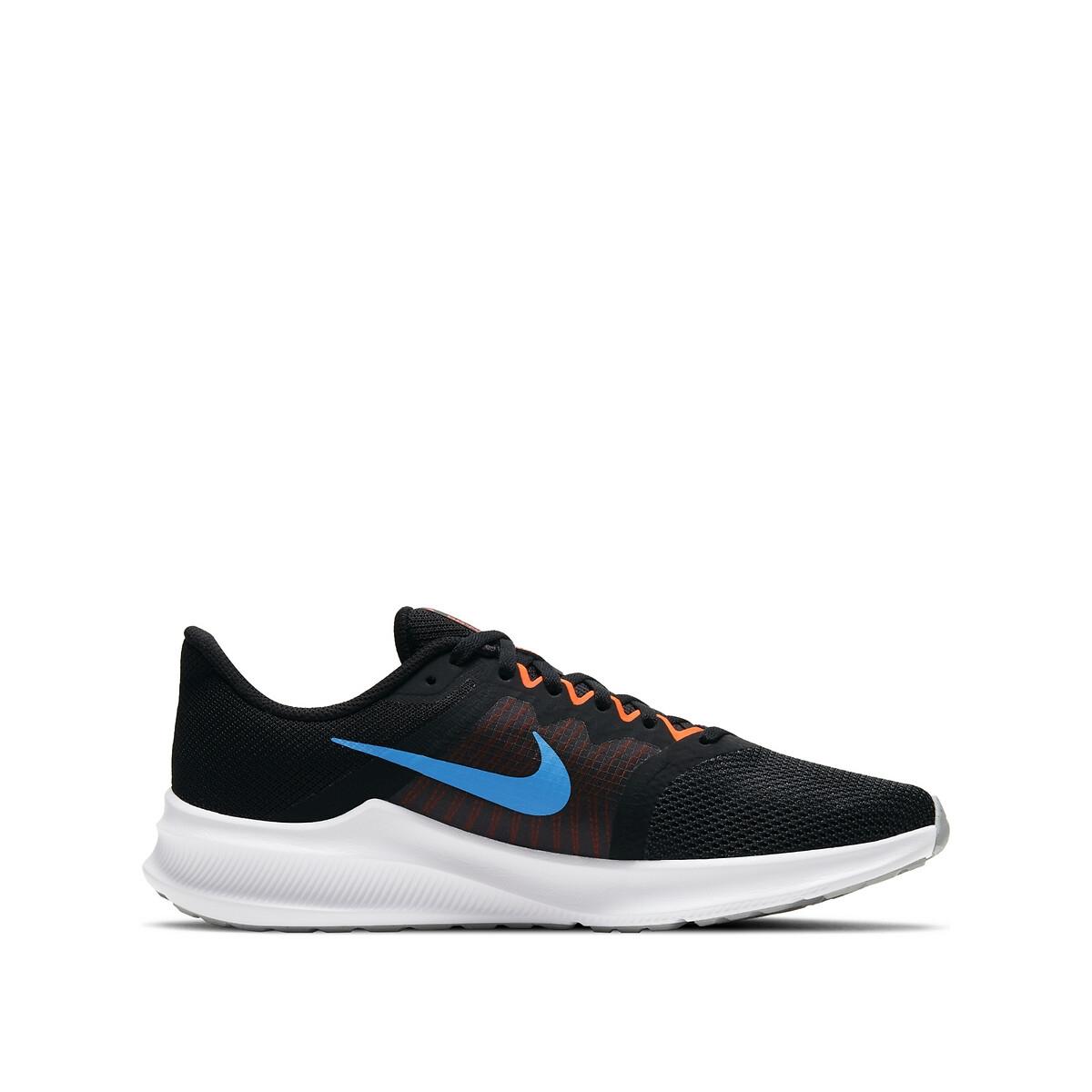 Nike Downshifter 9 Heren Black/Total Orange/Dark Smoke Grey/Coast Heren online kopen