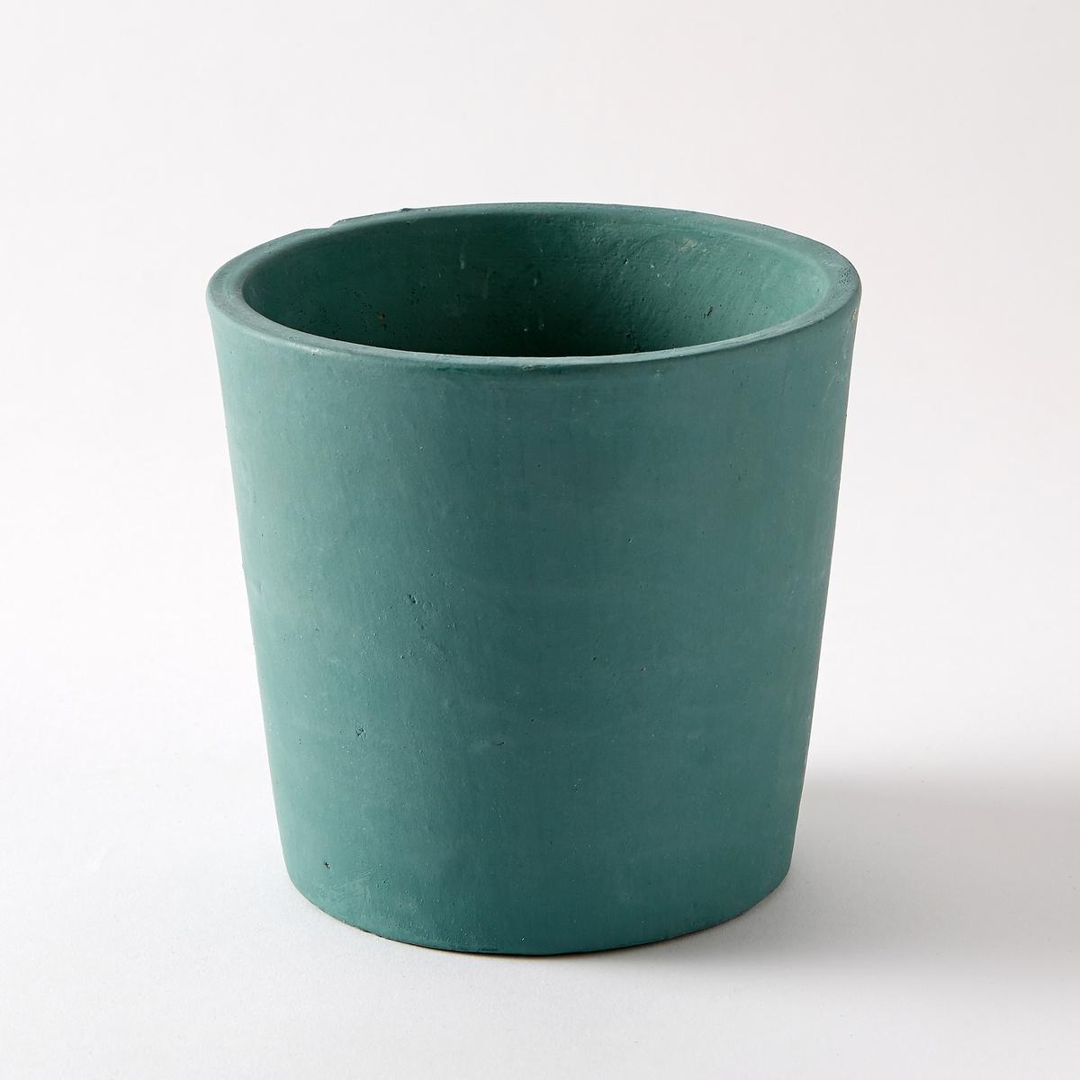 Кашпо CarnarОписание кашпо Carnar:Цилиндрическая форма.Характеристики кашпо Carnar:Цветная неглазурованная керамика, матовая поверхность.4 расцветки (серо-зеленый/изумрудный/терракотовый/розовая пудра).Другие оригинальные предметы декора - на сайте laredoute.ru. Размеры кашпо Carnar:14 x 14 x В13 см, 0,88 кг.Размеры и вес упаковки: 1 упаковка.18 x 18 x В17 см, 1,2 кг.<br><br>Цвет: серо-зеленый