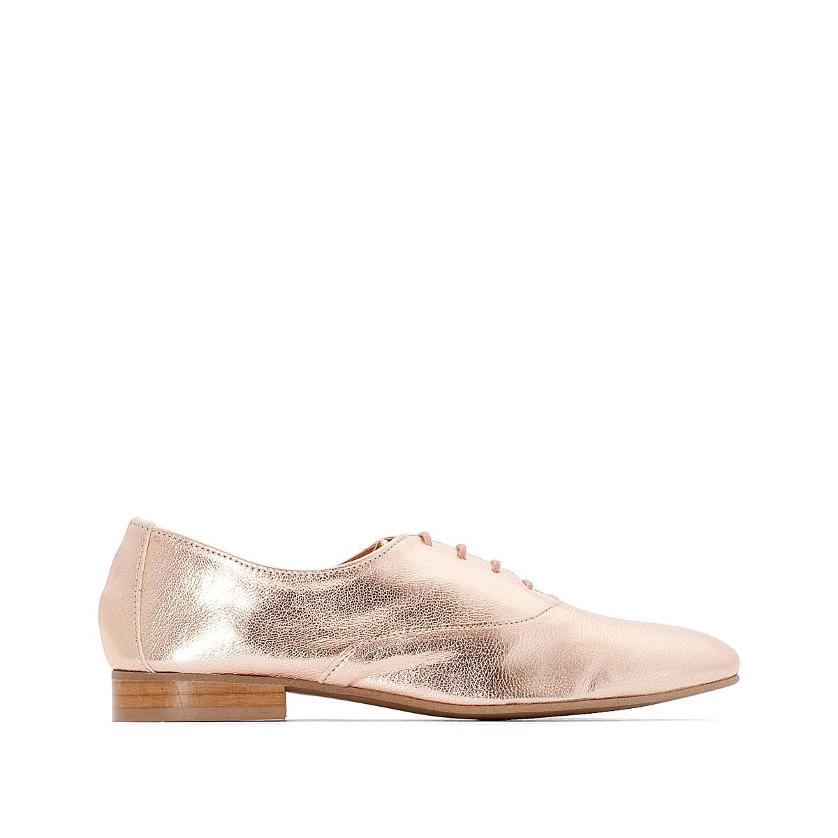 Ботинки-дерби кожаные ботинки дерби кожаные gilman cap