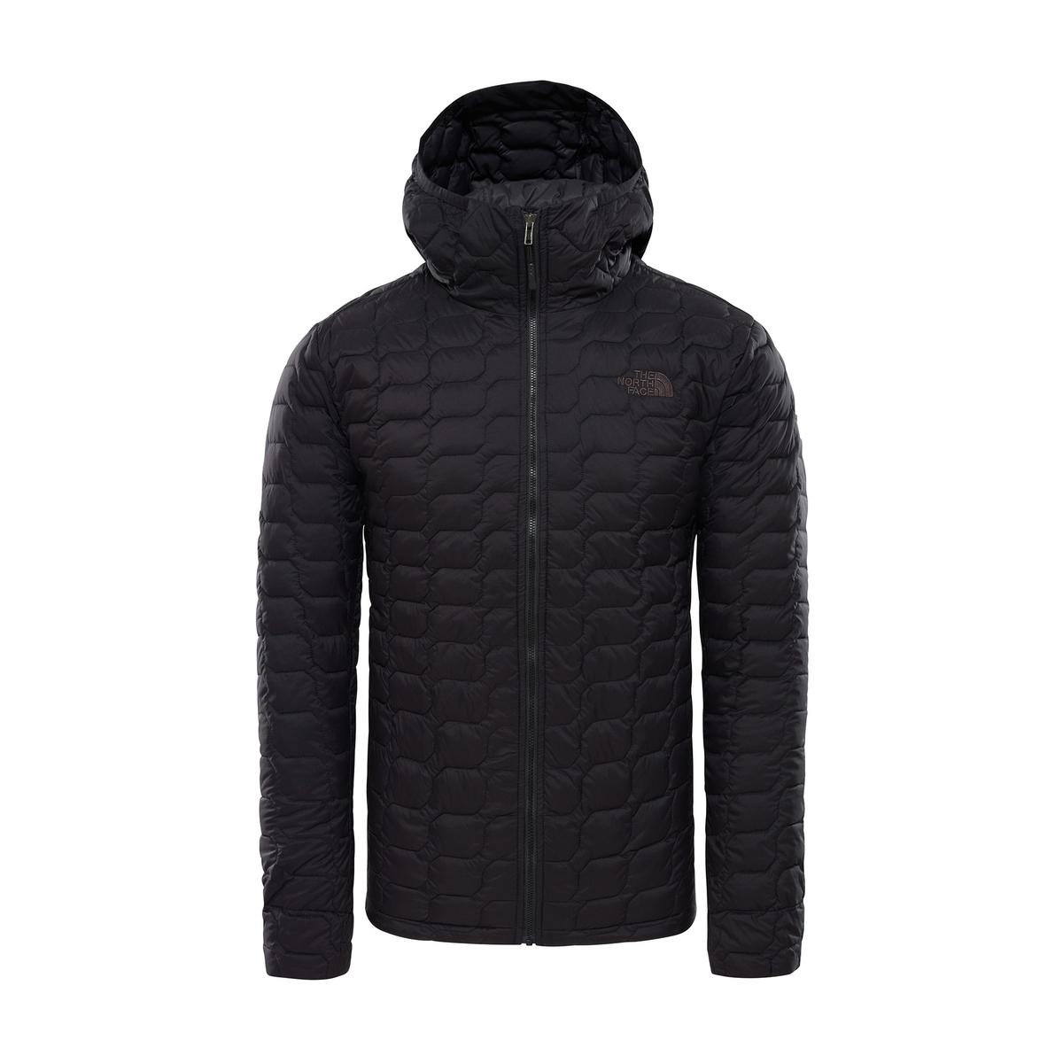 Куртка стеганая короткая с капюшоном, демисезонная модель парка короткая стеганая