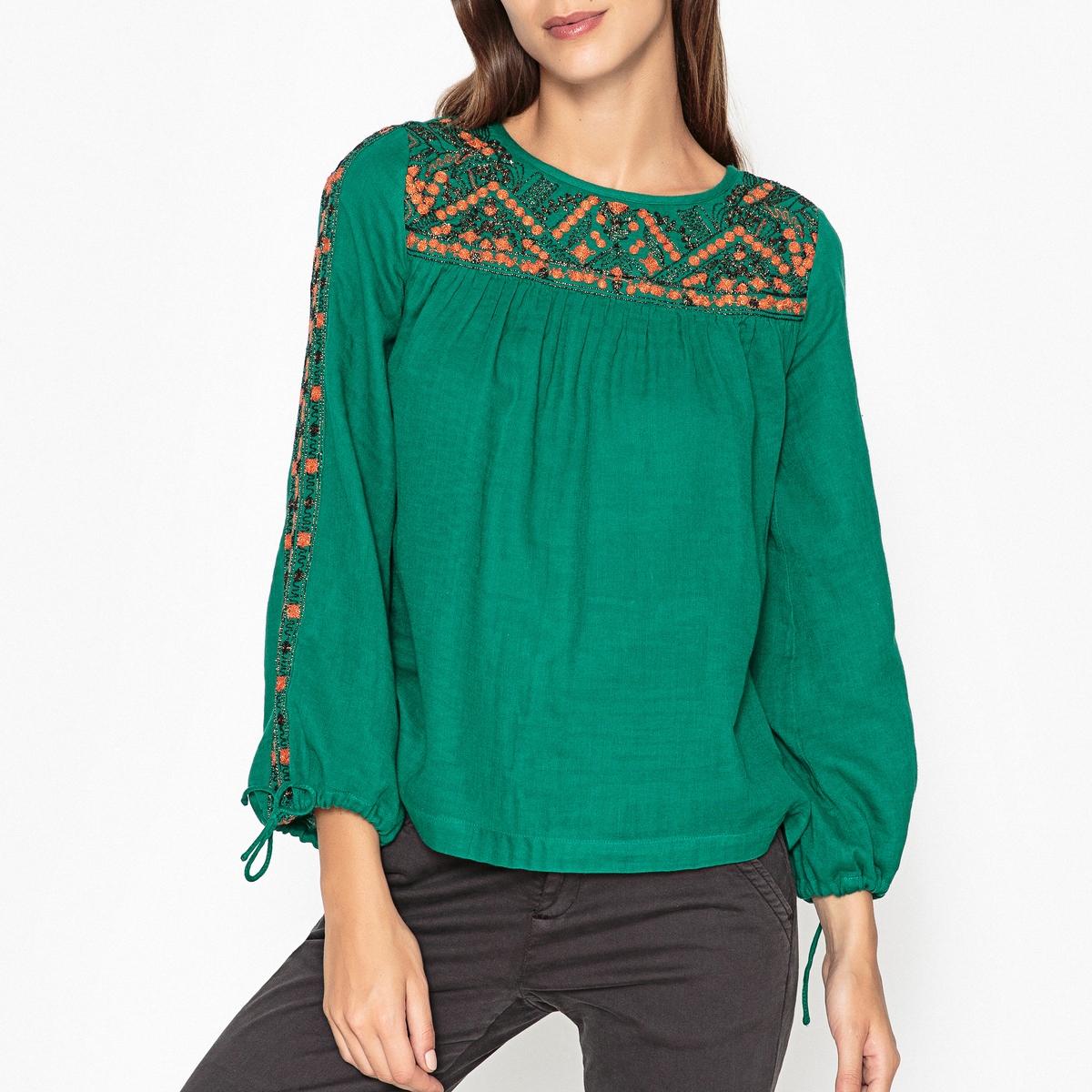 Блузка с вышивкой ANAIS anais gillian комбинация