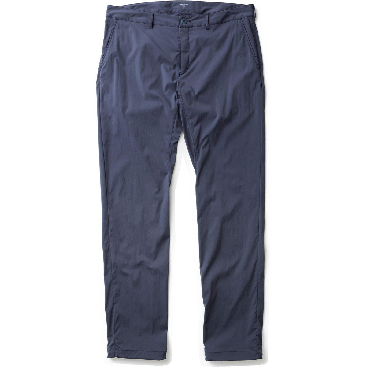 Liquid Rock - Pantalon Homme - bleu