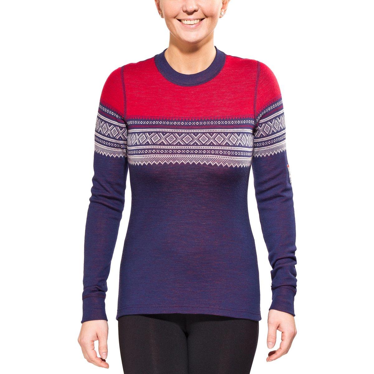 Designwool - Sous-vêtement Femme - rouge/violet
