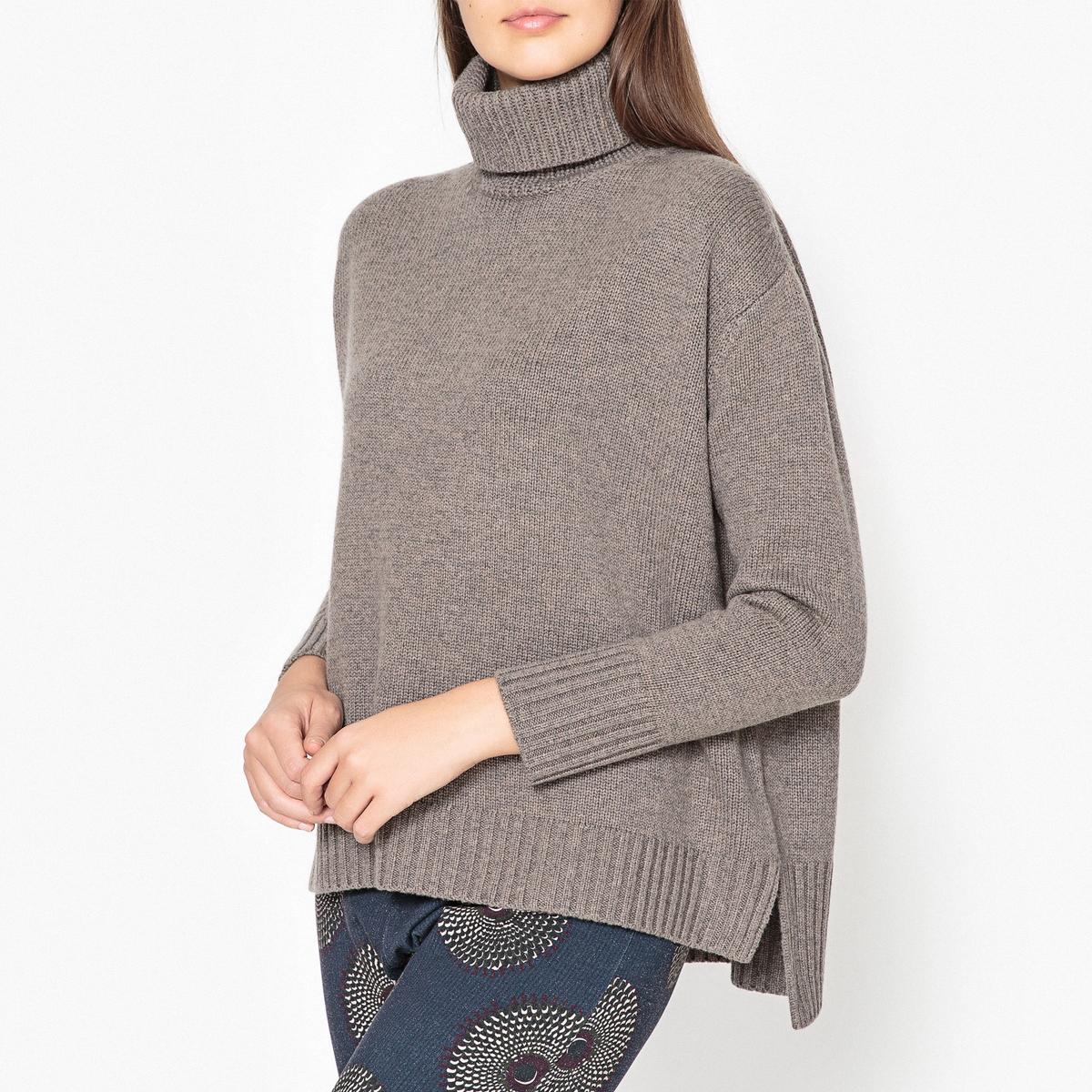 Пуловер из трикотажа BERLIOZ