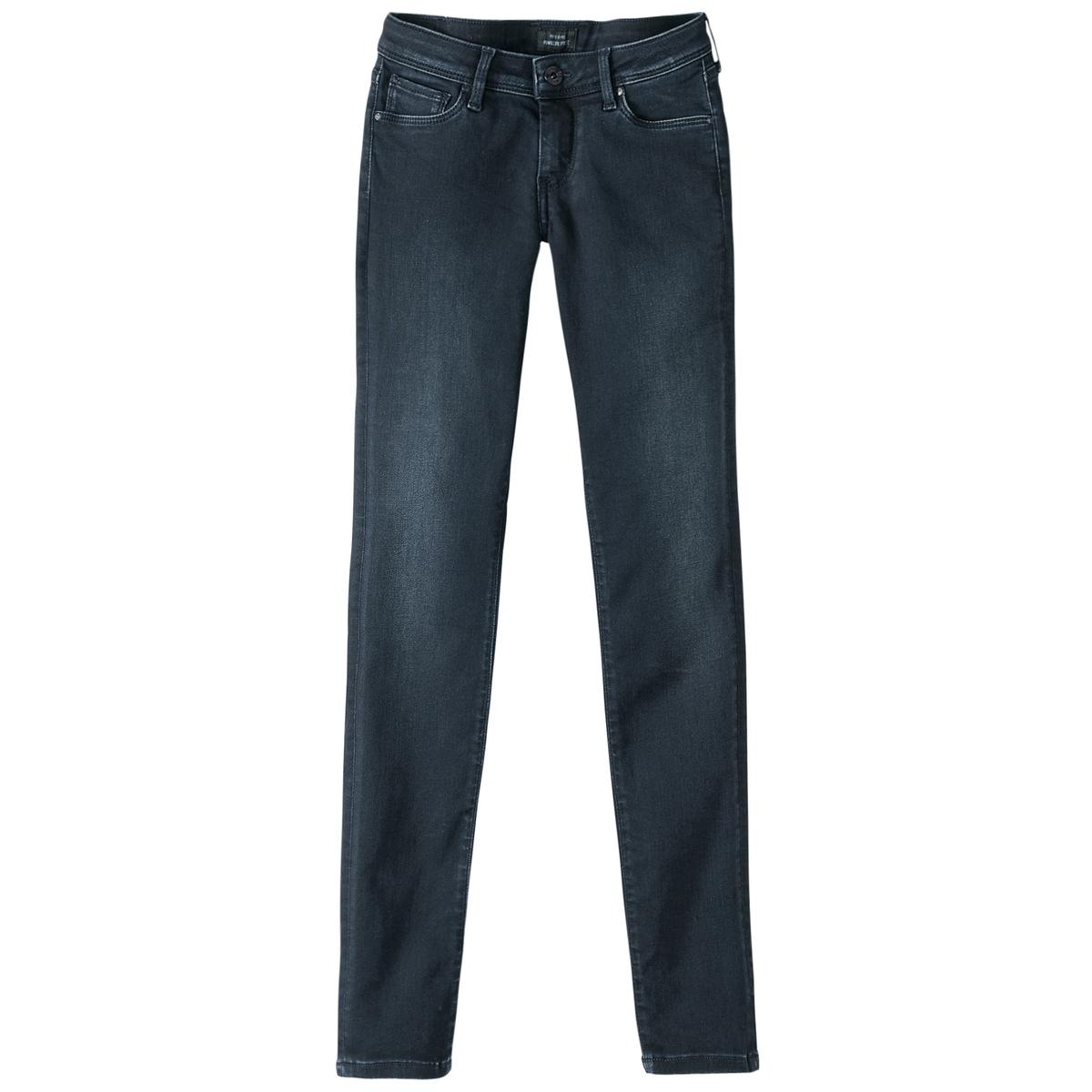 Джинсы супер скинни LOLA, высота пояса стандартная, L30Детали •  Супер скинни • Высота пояса стандартнаяСостав и уход •  91% хлопка, 4% эластана, 5% эластомультиэстера •  Следуйте рекомендациям по уходу, указанным на этикетке товара<br><br>Цвет: темно-синий линялый<br>Размер: 30 (US) длина 30
