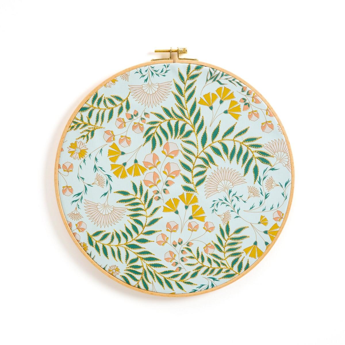 Украшение LaRedoute Настенное круглое Majari единый размер разноцветный